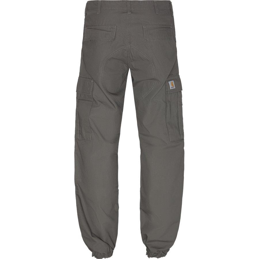 REGULAR CARGO PANT-I015875 - Cargo Pants - Bukser - Regular - AIR FORCE GREY RINSED - 2